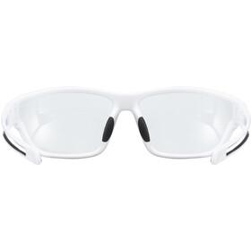 UVEX Sportstyle 806 Variomatic Glasses white/smoke